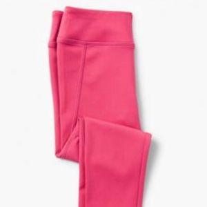 Gymboree Girl's Pink Active Leggings NWT!